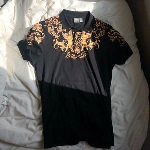 ASOS Baroque Polo